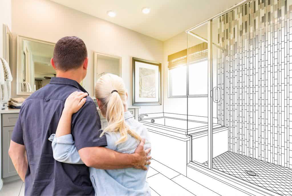 Scottsdale Bathroom remodel